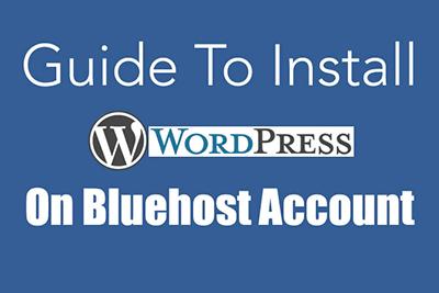 Bluehost中如何建立多个网站