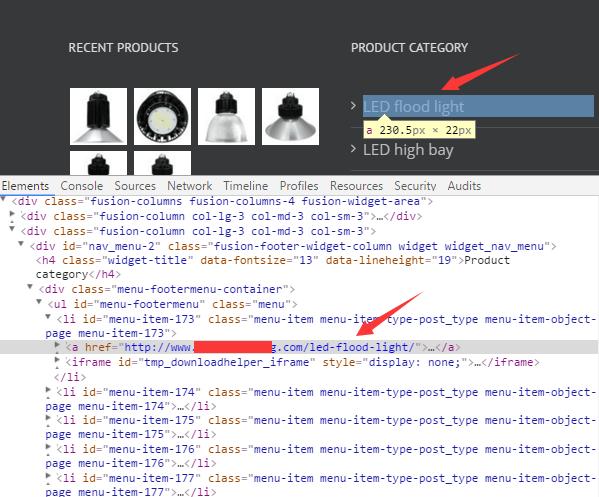 简单的CSS代码