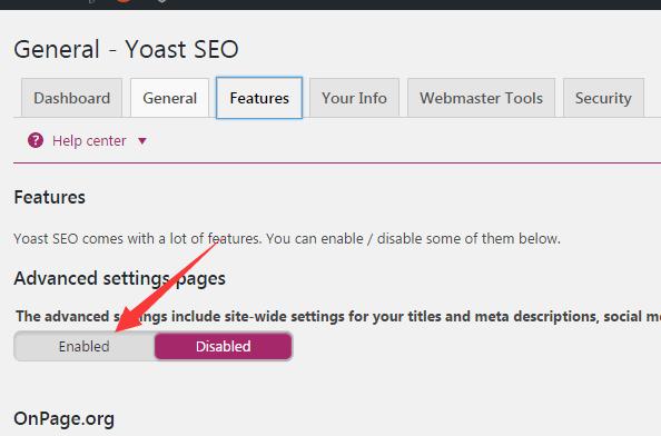 new-yoast-seo-setting