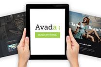 Avada网站建立博客的方法