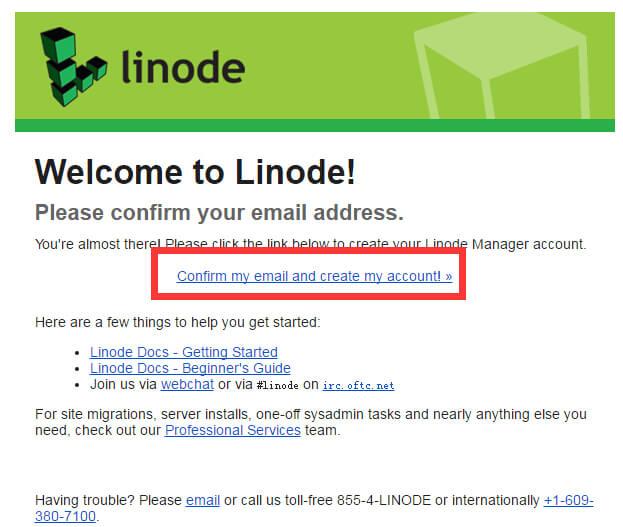 linode install 3
