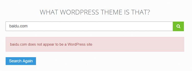 怎么判断wordpress网站和主题 5