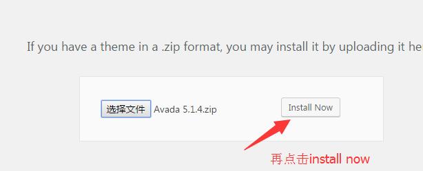 怎么安装Avada主题 6