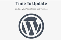 简单Wordpress升级的方法