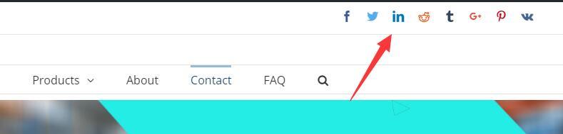 AVADA网站实现SNS一键分享功能 9