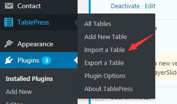 4种实现WordPress表格的方法 6