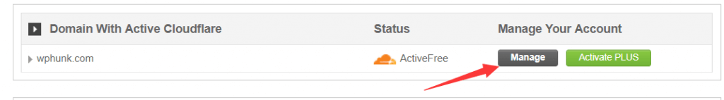 siteground空间使用 cloudflare 3